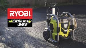 Best DIY Home Pressure Washer – Ryobi